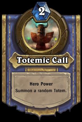 Totemic Call