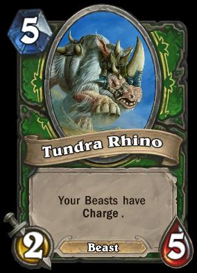 Tundra Rhino