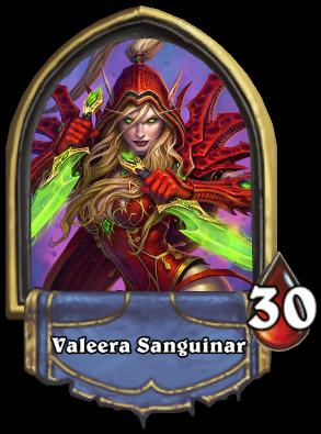 Valeera Sanguinar