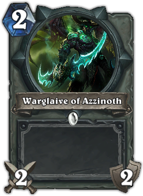 Warglaive of Azzinoth