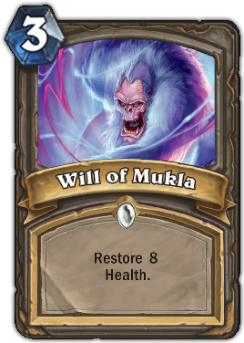 Will of Mukla