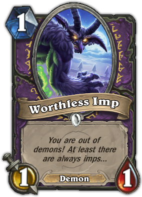 Worthless Imp