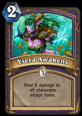 Ysera Awakens