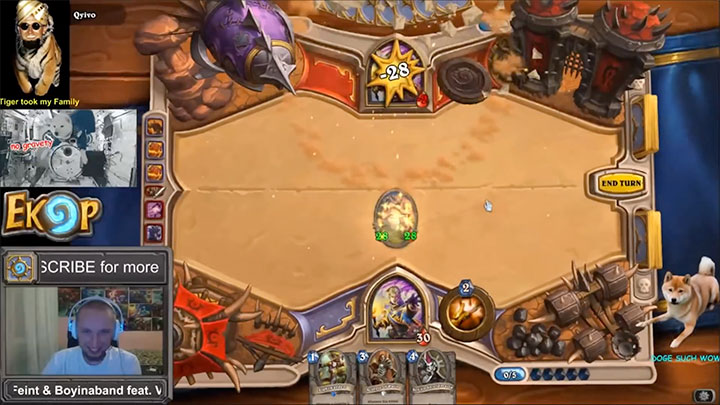 Video-Hearthstone-Top-5-Plays-Episode-1